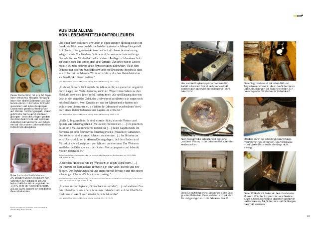 foodwatch report 2013 von maden und m usen. Black Bedroom Furniture Sets. Home Design Ideas