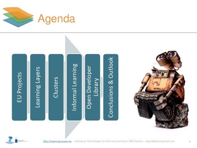 Keynote Learning Layers Developer Camp 2013 Slide 2