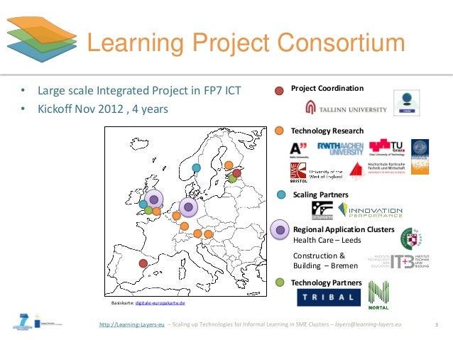 Keynote Learning Layers Developer Camp 2013 Slide 3