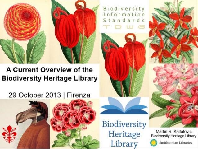 Virtual Communities for Biodiversity Science