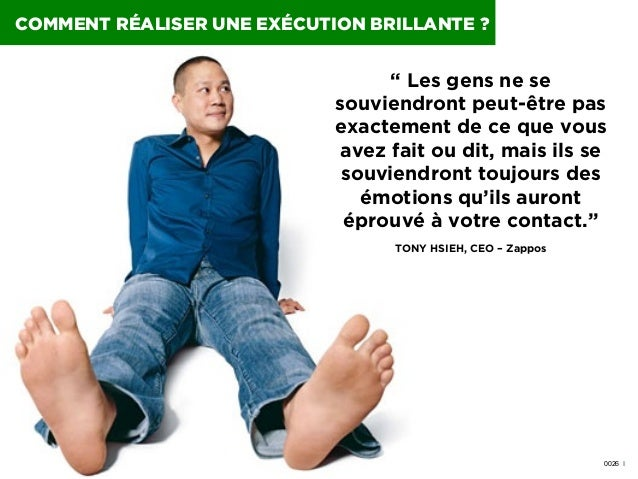 """COMMENT RÉALISER UNE EXÉCUTION BRILLANTE ?  """" People may not remember exactly what you did or what you said, but they will..."""