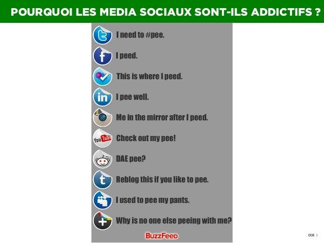 POURQUOI LES MEDIA SOCIAUX SONT-ILS ADDICTIFS ?  8  008 I