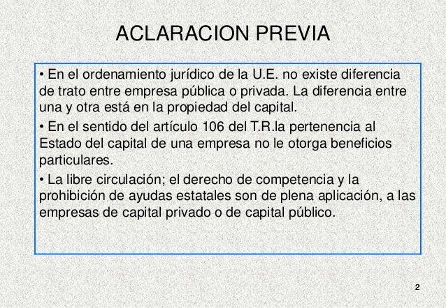 La empresa española y la UE Slide 2