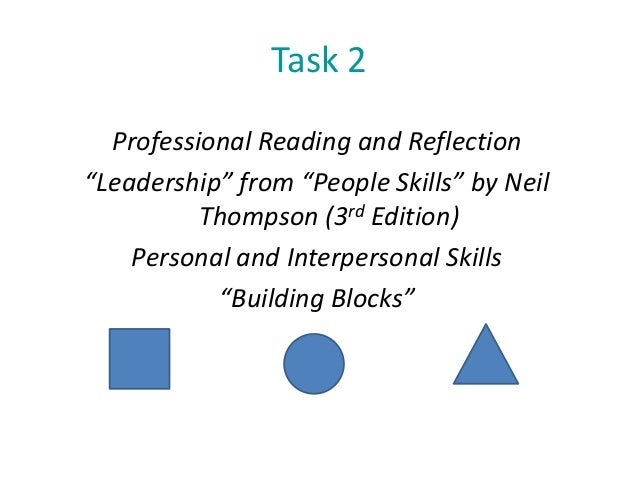 2013.11.27 session 3 personal interpersonal skills