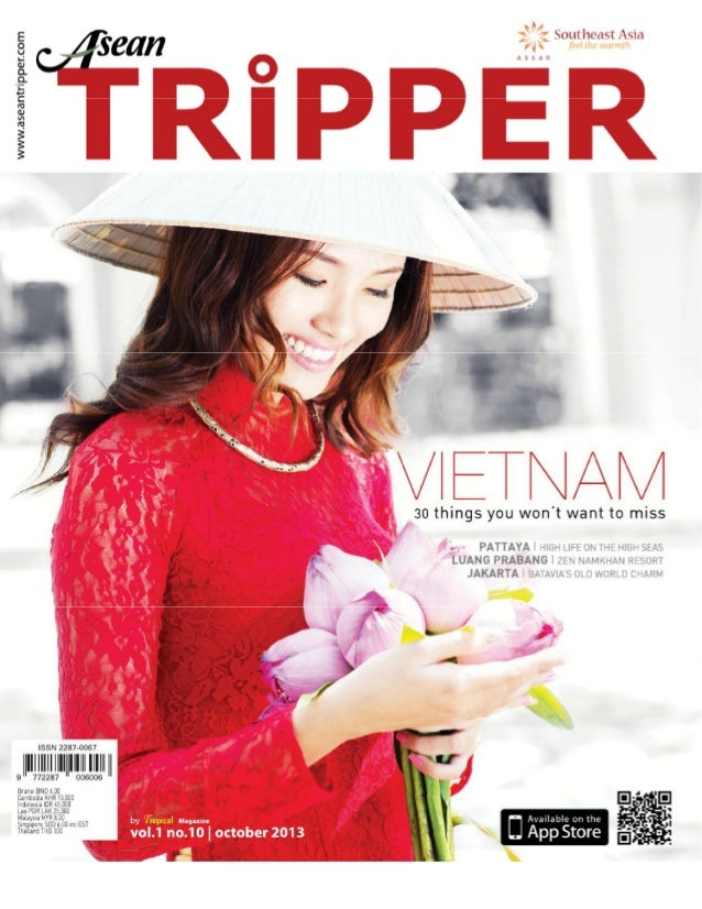 Asean Tripper Magazine includes an overnight cruise aboard the Emeraude Classic Cruise in Halong Bay among 30 things you d...