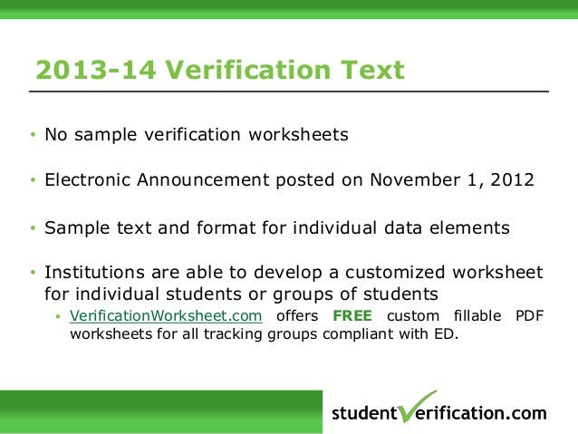 All Worksheets Verification Worksheet Free Printable – Idoc Verification Worksheet