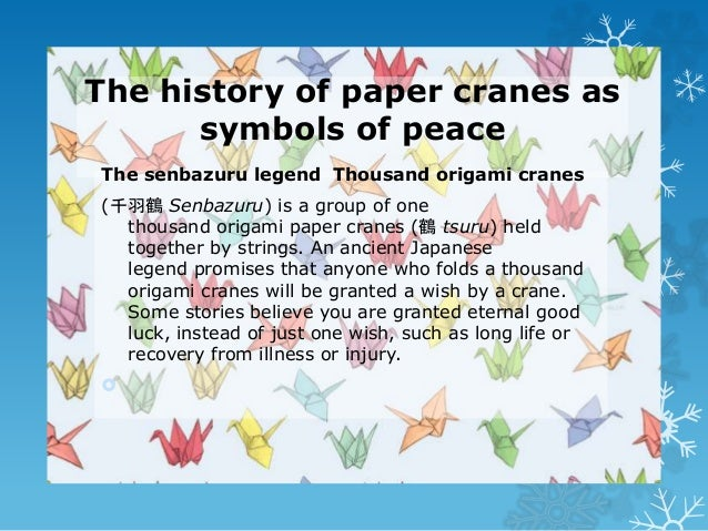 2013 14 syria origami cranes for peace