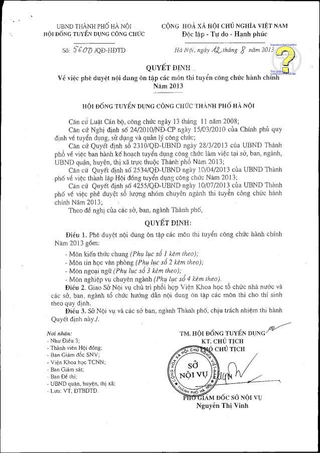 Thời gian ký: 13/08/2013 10:55 AM Signature Not Verified