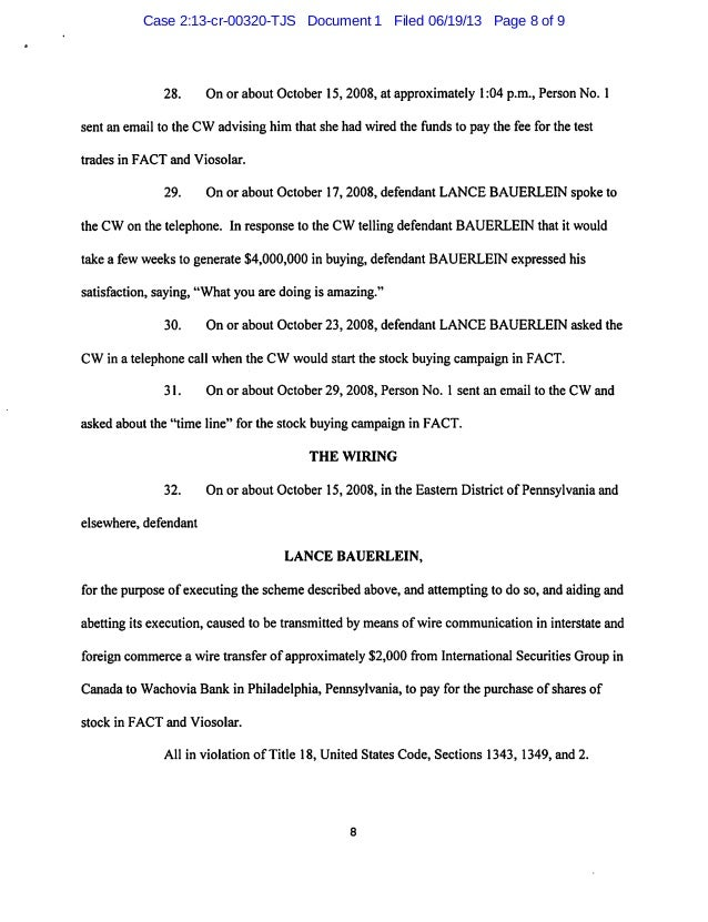 Case 2:13-cr-00320-TJS Document 1 Filed 06/19/13 Page 8 of 9