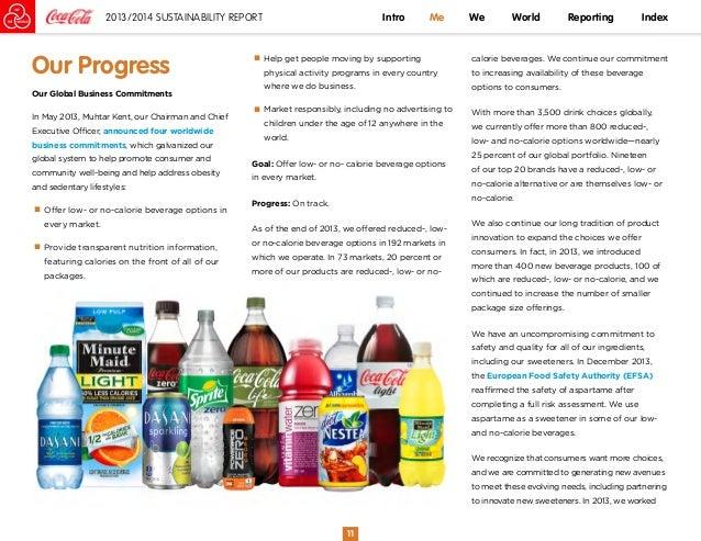 Annual & Other Reports The Coca-Cola Company
