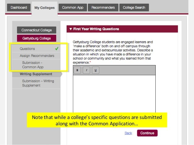 Common application essay prompts 2013