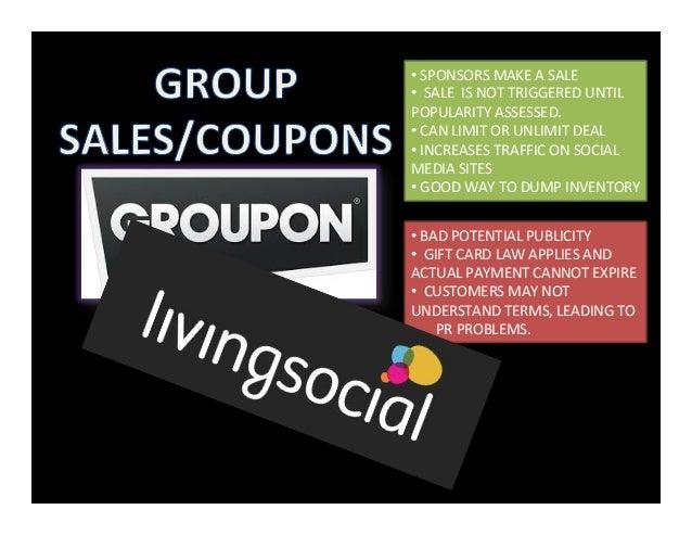 Presenter media coupon