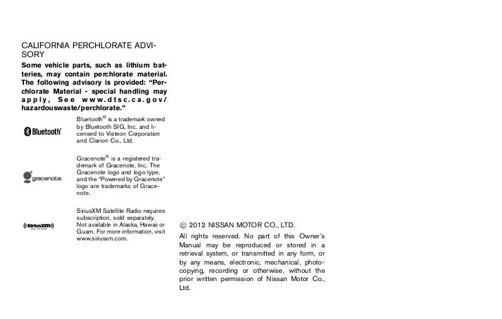 2013 370 z owner s manual rh slideshare net 2012 nissan 370z owners manual pdf 2013 nissan 370z service manual