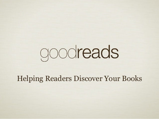 Helping Readers Discover Your Books