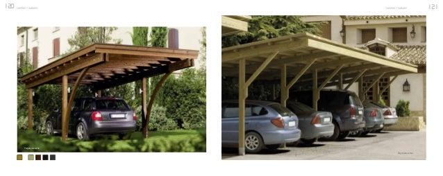 Cat logo 2013 casas de madera garajes e instalaciones - Garajes para coches ...