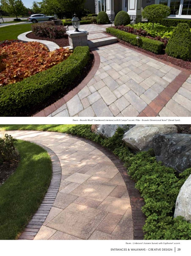 Stone Works Canada Unilock Interlock Pavers Catalog