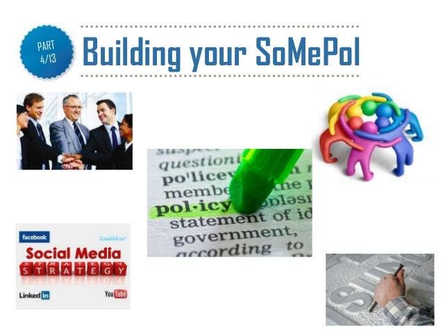 company social media policy pdf