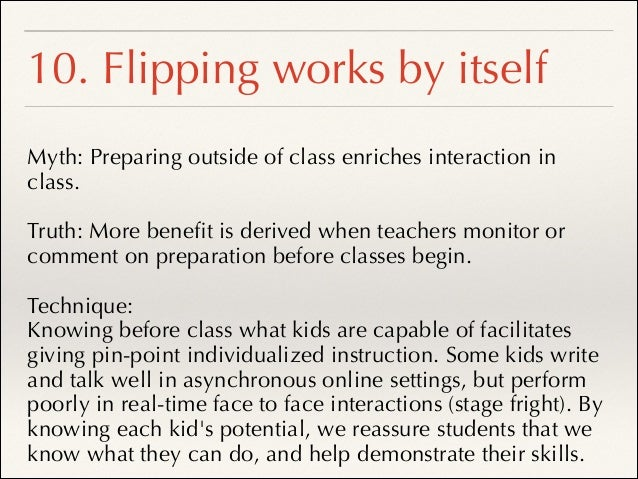 References ❖ Bergmann, J. & Sams, A. (2012). Flip Your Classroom: Reach Every Student in Every Class Every Day. Internatio...
