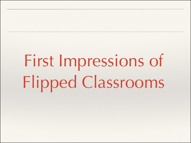 Types, Models and Definitions of Flipped Teaching