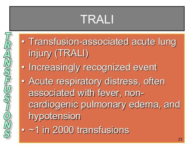 trali treatment steroids