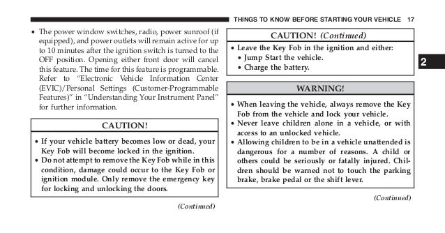 Chrysler sentry key user manuals array 2013 jeep grand cherokee owners manual courtesy of the jeep store rh slideshare fandeluxe Gallery