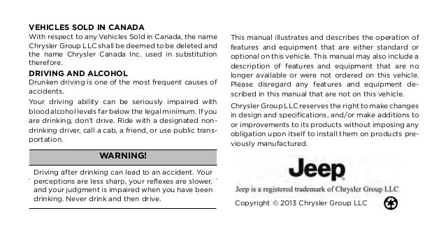 2013 jeep grand cherokee owners manual courtesy of the jeep store rh slideshare net 2014 jeep grand cherokee manual pdf 2014 jeep grand cherokee manual pdf