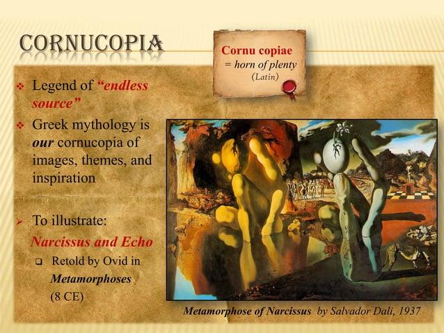 "CORNUCOPIA  Cornu copiae = horn of plenty        Legend of ""endless source"" Greek mythology is our cornucopia of images..."