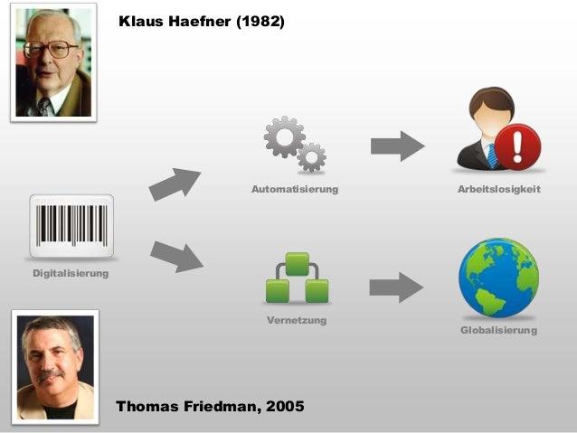 Dirk Baecker  «Jedes neue Verbreitungsmedium konfrontiert die Gesellschaft mit neuen und überschüssigen Möglichkeiten der ...