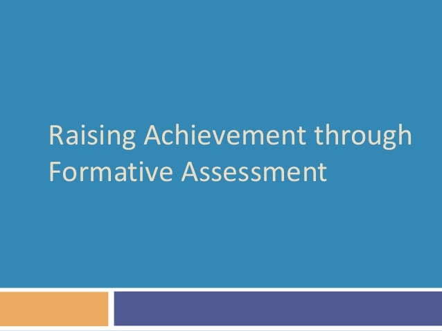 raising achievement Welcome to the raising achievement for all learners project area raising achievement for all learners is an imperative and a priority at european level.