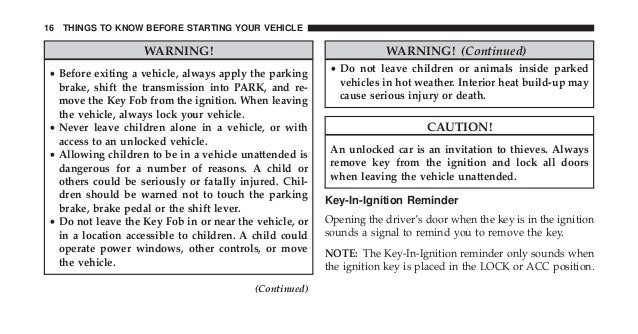 Chrysler sentry key user manuals array 2013 wrangler owners manual upload from the jeep store rh slideshare net fandeluxe Gallery