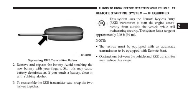 2013 Wrangler Owners Manual Upload From The Jeep Store