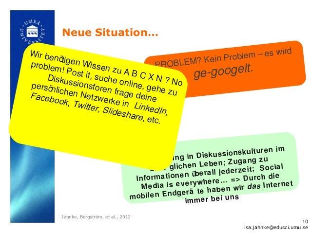 Neue Situation…Wir be                                                            s wird       nöt                         ...
