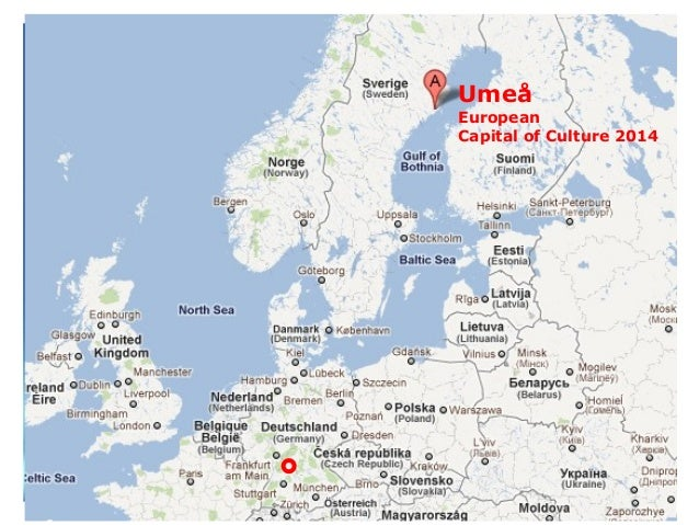 Umeå                 European                 Capital of Culture 2014Datum   Sidfot                         2