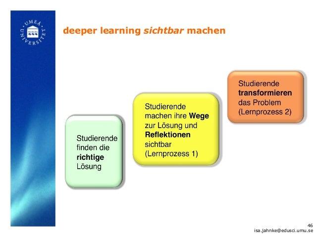 deeper learning sichtbar machen                                                        46                                 ...