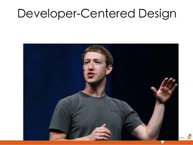 Developer-Centered Design                        悠識數位 UserXper