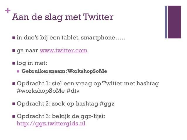 +    Hoe leer ik met sociale media?            Tweeten               Bloggen                       Delen en               ...