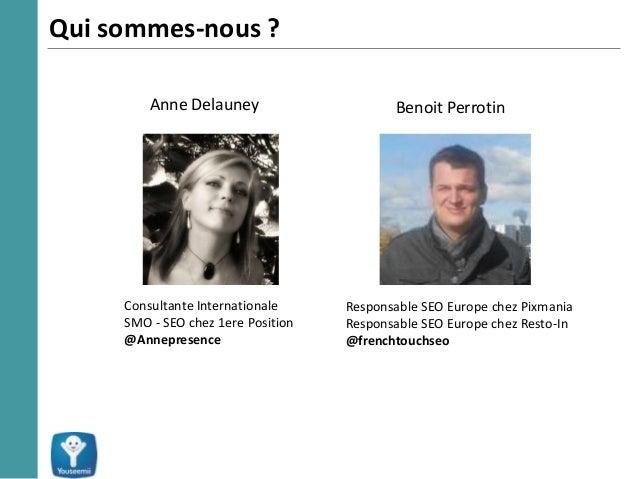 20130122 youseemii-impact-des-reseaux-sociaux sur-le-referencement-naturel Slide 2