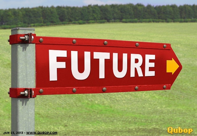 THE FUTUREJAN 23, 2013 - WWW.QUBOP.COM
