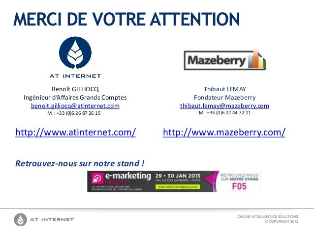 Pr sentation at internet mazeberry salon e marketing - Salon emarketing paris ...