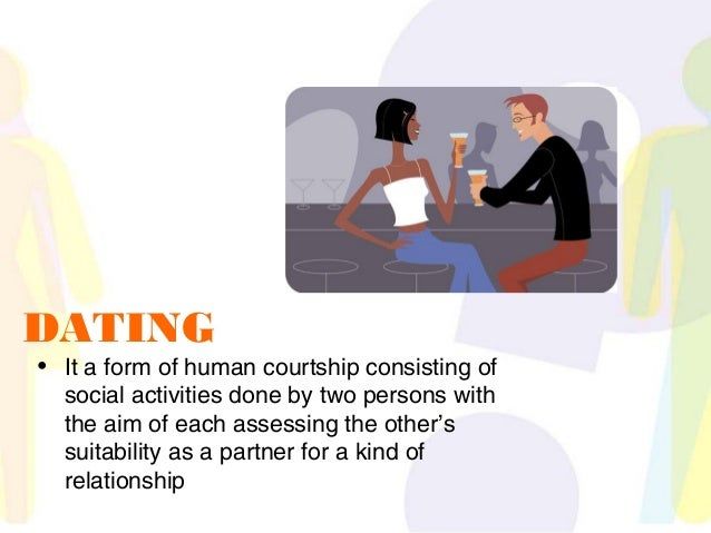 Courtship dating and marriage slideshare