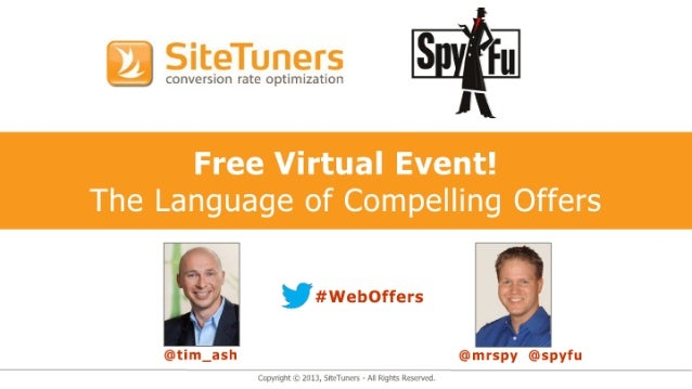[Webinar] The Language of Compelling Offers