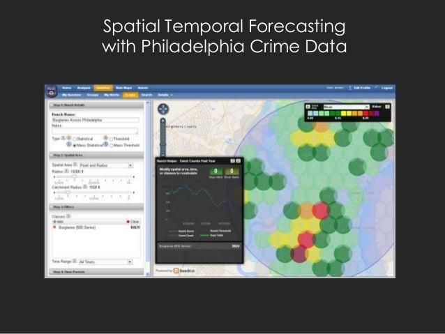 Data Philly Meetup - Big (Geo) Data