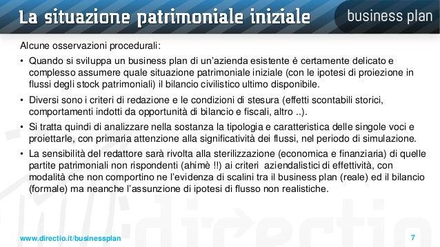 Slides situazione patrimoniale iniziale 20 febbraio 2013 - Crediti diversi in bilancio ...