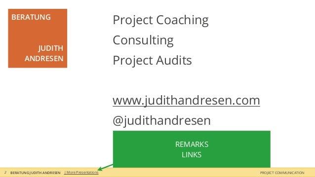 BERATUNG                                                    Project Coaching                                              ...
