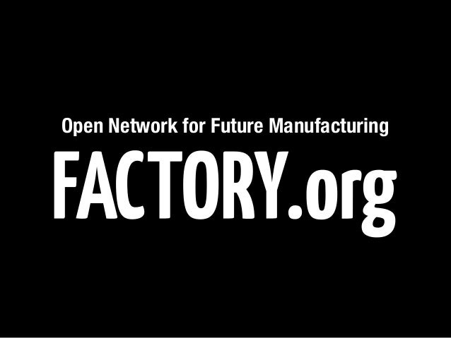FACTORY.org