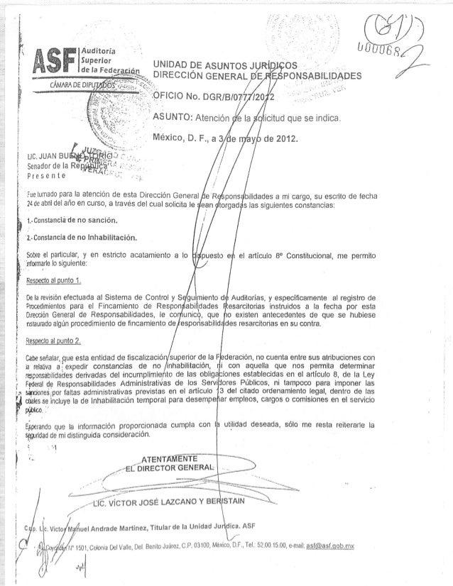 Juan Bueno Torio averiguación previa 95/UEIDCSPCAJ/2006 PEMEX Refinacion