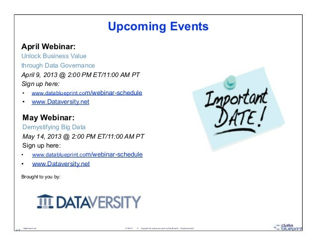 Data ed building the case for the top data job 47 upcoming events malvernweather Image collections