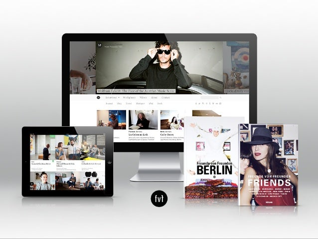 In collaboration with the Axel Springer   publishing house we developed THE ICONIST,     the first German native iPad maga...