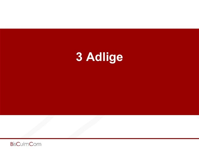 3 Adlige