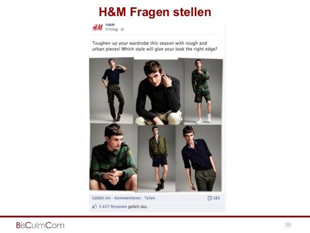 H&M Fragen stellen 36